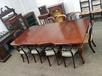 Victorian Dining Table (2 of 4)