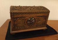 "Dome Top "" Frisian "" Table Box"