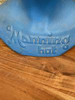 Blue Manning Hat Stand (6 of 6)