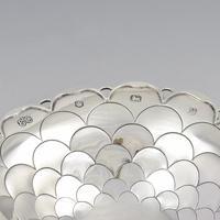 Stylish Silver Fish-scale Pattern Bonbon / Trinket Dish (6 of 6)
