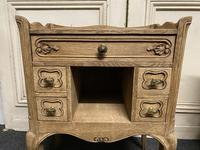 Pair of Bleached Oak Bedside Cabinets (9 of 15)