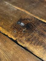 Very Early Oak Farmhouse Refectory Dining Table (25 of 31)