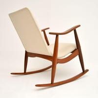 1960's Dutch Rocking Chair by Louis Van Teeffelen (4 of 10)