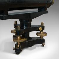 Antique Surveyor's Level, English, Brass, Scientific Instrument, Halden & Sons (6 of 11)