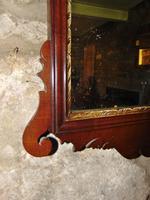 Georgian Mahogany Vauxhall Mirror (3 of 5)