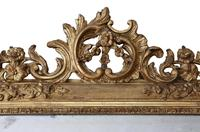 19th Century Large Quality Gilt Wall / Overmantle Mirror (2 of 7)