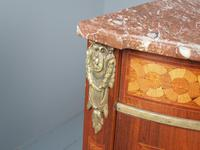 Matched Pair of French Inlaid Corner Cabinets (6 of 18)