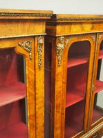 Matched Pair of Victorian Display Cabinets (7 of 17)