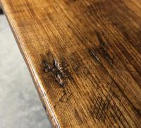 French Oak Farmhouse Refectory Dining Table (11 of 20)