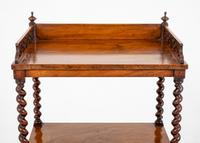 Rosewood Victorian Whatnot (5 of 9)