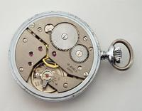 Montine guards pocket watch, British Rail. (2 of 5)