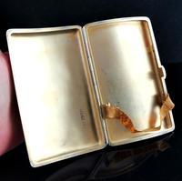 Antique Silver Cigar Case, Edwardian, Sampson & Mordan (11 of 13)