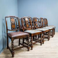 Set of 12 Carver Dining Chairs (6 of 12)