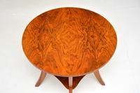 Art Deco Figured Walnut Coffee / Occasional Table (4 of 5)