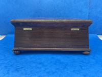 William IV Rosewood Box With Mother Of Pearl Inlay (8 of 14)