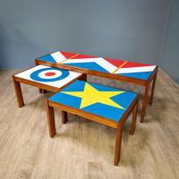 Pop Art Nest of Tables (3 of 6)