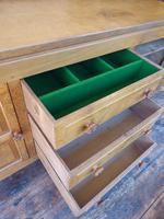 """Large Oak """"Foxman"""" Sideboard (3 of 11)"""