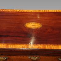 George III Inlaid Kneehole Desk (3 of 17)