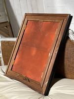 French Ebonised 19th Century Wall Mirror (16 of 16)