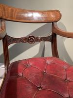 Simply Incredible Set of 14 Regency Dining Chairs c.1820 (5 of 6)