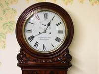 Mahogany Tavern Clock / Wall Clock (4 of 8)