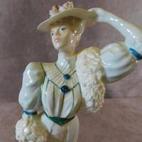 "Coalport ""Beatrice at the Garden Party"" Limited Edition  Figurine (7 of 9)"