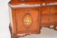 Antique French Inlaid Kingwood Sideboard (3 of 16)