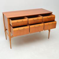 1950's Vintage Satinwood Sideboard (4 of 11)