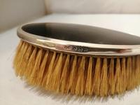 Four Piece Silver & Tortoiseshell Brush Set 1936 (7 of 13)