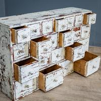 Painted Vintage Chest of Drawers (2 of 8)