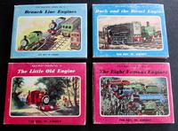 Collection of  1960's Children's Books from the Railway  Series by  Rev  W Awdry, Thomas The Tank Engine Etc (3 of 5)