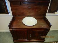Mahogany Washstand by A Solomon London (2 of 5)