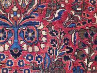 Antique Sarouk Rug (8 of 8)