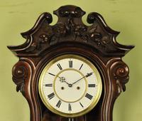 Dwarf Vienna Regulator Wall Clock - Schonberger in Wein (9 of 11)