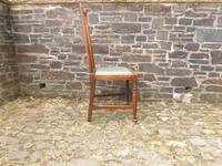 Richard Norman Shaw Set of Eight Chairs (7 of 9)