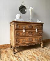 French Antique Style Drawers / Chest of Drawers / Louis XV Style (6 of 6)