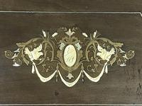 19th Century French  Ebonised Fruitwood Jewellery Box (3 of 18)