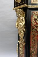 French Napoleon III Boulle Side Cabinet by Mathieu Befort (5 of 15)