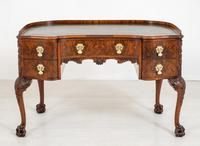 Superb Walnut Queen Anne Style Writing Table (15 of 17)