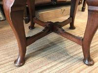 Good Quality Mahogany Swivel Desk Chair (5 of 7)