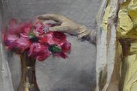 Alexandre-François BONNARDEL (1867-1942) Belle Époque Oil Painting (3 of 8)
