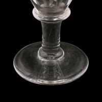 Eight Victorian Engraved Liqueur Glasses (3 of 8)