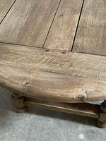 Super Rustic French Oval Farmhouse Dining Table (17 of 36)