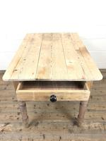Rustic Pine Kitchen Table (5 of 10)