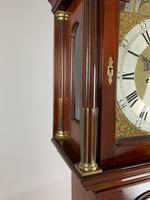 Wright & Sellon of London, Mahogany Longcase / Grandfather Clock c.1760 (6 of 12)