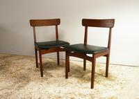 Set of Four 1970's Dining Chairs (2 of 5)