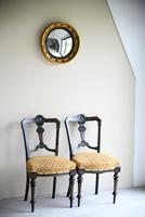 6 Victorian Aesthetic Movement Dining Chairs (12 of 13)