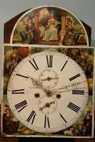 19th Century Mahogany Longcase Clock (7 of 9)