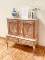 French Vintage Cabinet / Sideboard / Antique Sideboard / Rococo Sideboard (8 of 12)