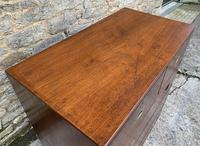 Antique Military Campaign Teak Chest of Drawers (21 of 21)